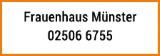 Informationen zum Frauenhaus Münster
